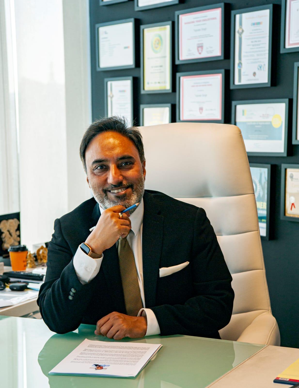 Digital Transformation Ideas Abound In Qatar's Startup Industry, Says Indian Entrepreneur