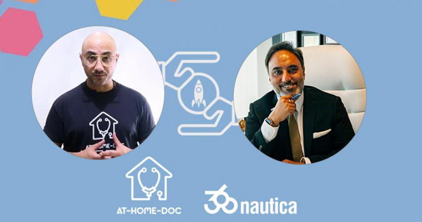 360nautica Invests In Healthcare Tech Startup At Home Doc