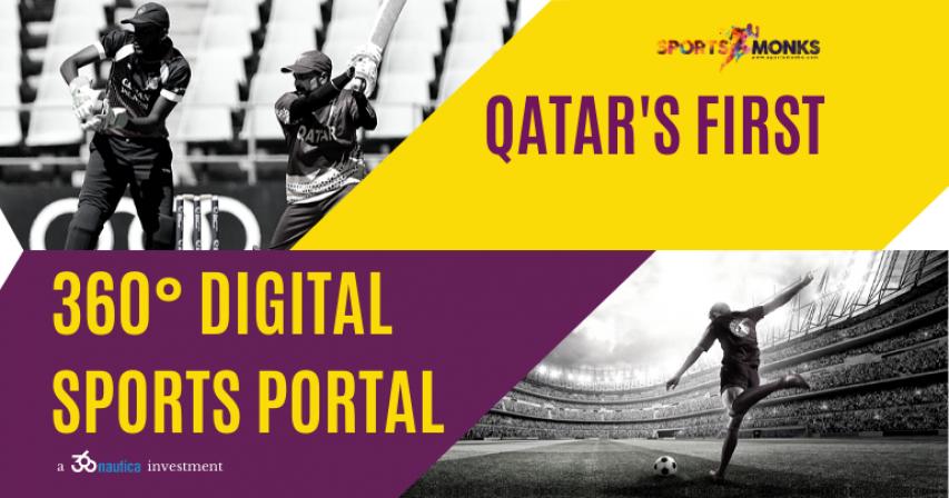 Qatar's First 360◦ Digital Sports Portal